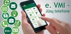 Nuo 2018 m. sausio 1 d. įsakymu įtvirtinta mokesčių mokėtojų pareiga apie pasikeitusius registro duomenis pateikti tik elektroniniu būdu